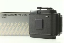 【Near Mint+++/ Box】 Mamiya RB67 Pro S 120 Roll Film Back Holder From JAPAN #8708