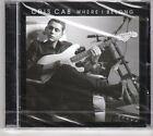 (GM202) Cris Cab, Where I Belong - Sealed 2014 CD