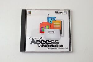 Microsoft Access Developers Toolkit V7 for Windows 95 + Product Key