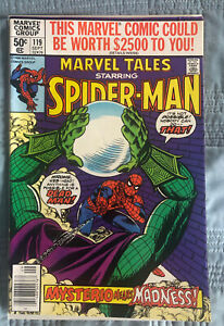 Marvel Tales #119 1980 Reprints Amazing Spider-Man 142 (VG/FN 5.0) Ross Andru