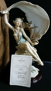Giuseppe Armani Florence Wind Song 904C & COA &  BOX   Limit. Edit..409 / 5000