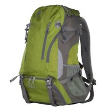 Genesis Denali green camera backpack travel version for camera and accessories