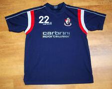 Carbrini Bournemouth '22' training shirt (Size L)