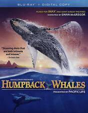 Imax Humpback Whales New Blu-ray 99