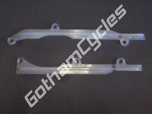 Ducati 748 916 996 998 Swingarm Chain Upper Lower Slider Guide Runner Top Bottom