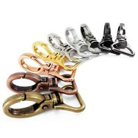 Bag Clasps Lobster Swivel Trigger Clips Snap Hook for 20 25 mm strapping