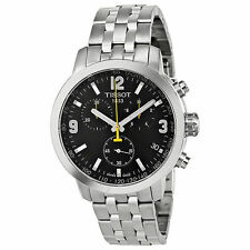 Tissot PRC 200 T0554171105700 Wrist Watch for Men Stainless Steel