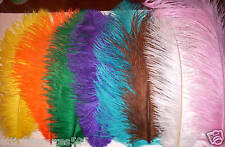 PRETTY OSTRICH PLUME FEATHER PENS~FOR YOUR GUEST BOOK~