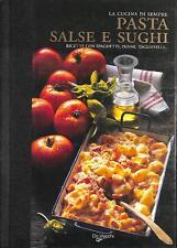 HUDV2C3E9U Pasta salse e sughi - AA. VV. - De Vecchi  2922