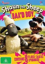 Shaun the Sheep DVD