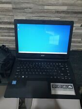 "E709 Acer Aspire ES1-431-C00W 500gb hdd 2gb ram (14"") 1366 x 768 laptop win 10"