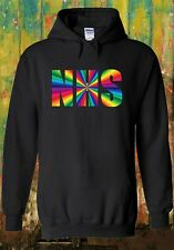 Thank you NHS Rainbow Hoodie Heroes Stay Safe Men Women Unisex Top 2526