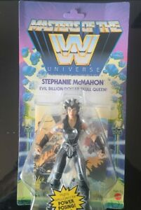 Stephanie McMahon Masters Of The WWE Universe MOTU WWE Action Figure Wave 6 NEW