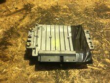 CHEVROLET MATIZ SE 05-09 ECU WITH KEY ENGINE CONTROL UNIT MODULE 1.0 96417301 NZ