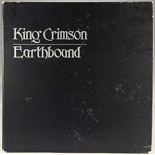KING CRIMSON Earthbound (CD, 2002) 30th Anniversary Edition EUROPEAN MINI LP