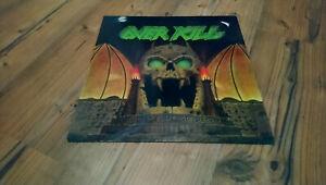 Vinyl LP Overkill *The Years of Decay *  Thrash Metal * USA * Metallica * gebr.