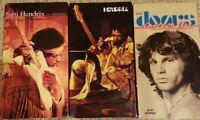 Jimi Hendrix & The Doors Vhs Movies