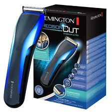 Remington HC5900 Precision Cut Rechargeable Titanium Cordless Mens Hair Clipper