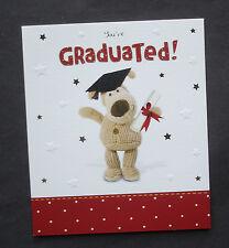 Congratulazioni per LAUREA LAUREATO CARD Boofle Orso (s019)