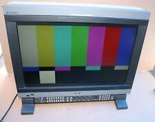 "Sony PVM-L2300 23"" HD LCD Video Monitor+BKM-243HS HD SDI Module+BKM-16R TriMaste"