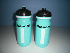 BIANCHI WATER BOTTLE REPARTO CORSE CELESTE  by ELITE x 2