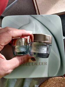 Estée Lauder Day Wear Set SPF15 Day Cream Eye Cream and Tin Brand New