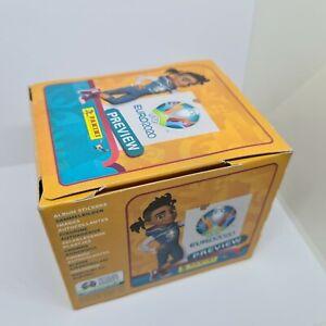 EURO PREVIEW 2020 orange - sealed box 50 packs SERBIAN edition