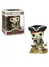 Treasure Skeleton Funko Pop Pirates of the Caribbean Disney - Non Glow 783 NEW!