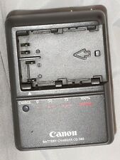 Authentic, Original Canon CG-580 Battery Charger