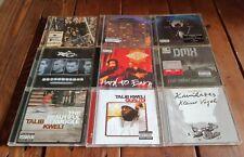 Cd Sammlung Hip Hop Talib Kweli, Wu Tang Clan, DMX, Gangstarr