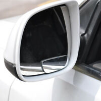 2pcs Stick-On Convex Wide Angle Rearview Blind Spot Mirror Universal For Car New