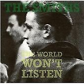 The Smiths - World Won't Listen CD (1995) Morrissey - Panic,Shoplifters Of The..