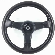 Genuine OEM Ford RS Sierra Cosworth leather steering wheel, Sapphire etc.  2D