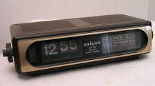 RADIO EPOCA VINTAGE SAKURA HONG KONG CON CARTELLINI EPOCA ORIGINALE ANNI 60-70