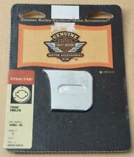 Harley original Getriebedeckel Emblem Cover Transmission Emblem Dyna chrom