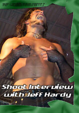 Jeff Hardy Shoot Interview wrestling DVD WWE TNA Omega