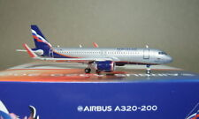 Phoenix 1/400 Aeroflot A320-200 VQ-BRV #10957 Diecast Metal Plane