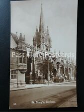 Old RP - Oxford: St. Mary's - by Penrose & Palmer, 50 High Street, Oxford