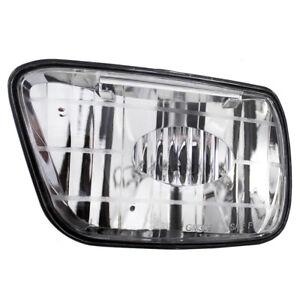 Fog Light fits Iszuzu Ascender Chevrolet Trailblazer & EXT Driver Lamp Assembly