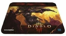 SteelSeries 67227 QcK Diablo III Demon Hunter Edition Mouse Pad