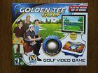 Golden Tee Golf Plug N Play Tv Game Jakks Pacific