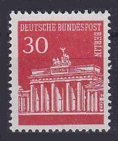 Berlin Mi Nr. 288 R **, Brandenburger Tor 1966, postfrisch, MNH