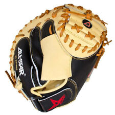"AllStar CM3100SBT Baseball Catcher's Mitt 33.5"" - Right Hand Throw (NEW)"