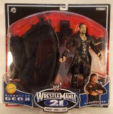 WWE Wrestlemania 21 Signature Gear Undertaker With Hat Deadman (MOC)