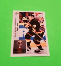 1992/93 Upper Deck Hockey Pavel Bure Card #431***Vancouver Canucks***