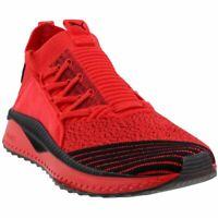 Puma FUBU Tsugi Jun Black History Month  Casual   Sneakers - Red - Mens