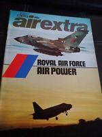 Air Extra Vintage Magazine Royal Air Force Air Power