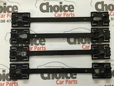 GENUINE Vauxhall Corsa C Sill Clamps Clips Pack of 4 9174457 BNIB