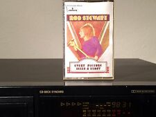 ROD STEWART Every Picture Tells A Story Cassette US 1990 TESTED