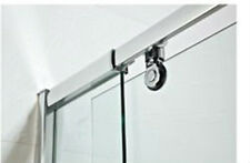 New Shower Screen, 900x900x1950 6mm Glass Rectangular Semi-Frameless Shower